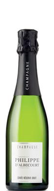 Phillipe d'Albercourt, Cuvée Réserve Brut (Half Bottle)