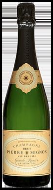 Pierre Mignon, Grande Reserve Premier Cru, Champagne, France