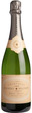 Pierre Mignon, Grande Réserve 1er Cru, Champagne, France