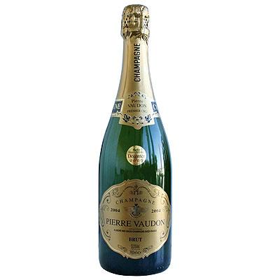 Union Champagne, Pierre Vaudon, Premier Cru, Champagne, 2004