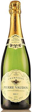 Pierre Vaudon, Brut Premier Cru, Champagne, France