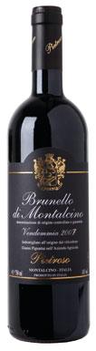 Pietroso, Brunello di Montalcino, Tuscany, Italy, 2007