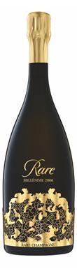 Rare, Champagne, France, 2006
