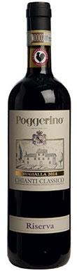 Poggerino, Bugialla, Chianti, Classico, Tuscany, Italy, 2014