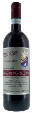 Poggio di Sotto, Rosso di Montalcino, Tuscany, Italy, 2016