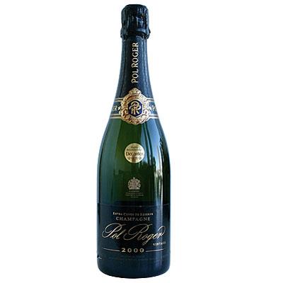 Pol Roger, Brut, Champagne, France, 2000