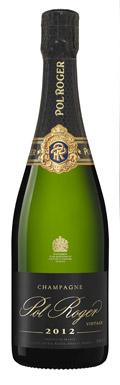 Pol Roger, Brut Vintage, Champagne, France, 2012