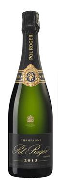 Pol Roger, Brut Vintage, Champagne, France, 2013