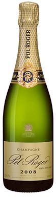 Pol Roger, Blanc de Blancs, Champagne, France, 2008
