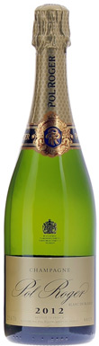 Pol Roger, Blanc de Blancs, Champagne, France, 2012