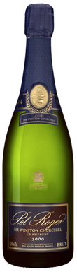 Pol Roger, Cuvée Sir Winston Churchill, Champagne, 2000
