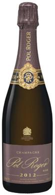 Pol Roger, Brut Rosé, Champagne, France, 2012