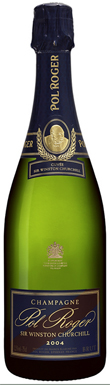 Pol Roger, Cuvée Sir Winston Churchill, Champagne, 2004