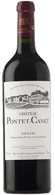 Château Pontet-Canet, Pauillac, 5ème Cru Classé, 2017