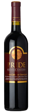 Pride Mountain Vineyards, Vintner Select Cabernet Sauvignon