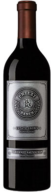 Priest Ranch, Cabernet Sauvignon, Napa Valley, 2014