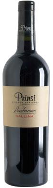 Prinsi, Gallina, Barbaresco, Neive, Piedmont, Italy, 2016