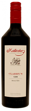 Kalleske, Clarry's GSM, Barossa Valley, 2015