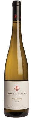 Prophet's Rock, Dry Riesling, Central Otago, 2014