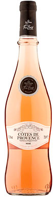 Morrisons, The Best Provence Rosé, Côtes de Provence, 2019