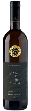 Puklavec Family Wines, Seven Numbers Pinot Grigio