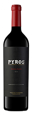 Pyros Wines, Special Blend, Pedernal Valley, 2014
