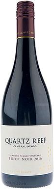 Quartz Reef, Bendigo Single Vineyard Pinot Noir, 2016