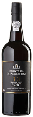 Quinta da Romaneira, 10 Year Old Tawny, Port, Douro Valley