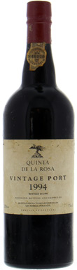Quinta de la Rosa, Port, Douro Valley, Portugal, 1994