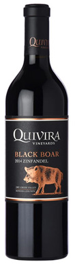Quivira Vineyards, Sonoma, Dry Creek Valley, Black Boar,