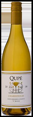 Qupé, Y Block Chardonnay, Santa Barbara County, 2016