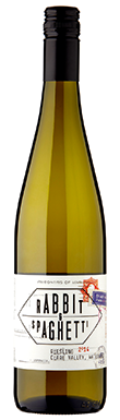 Rabbit & Spaghetti, Riesling, Clare Valley, 2014