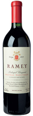 Ramey, Pedregal Vineyard Cabernet Sauvignon, Napa Valley