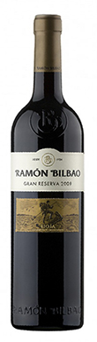 Bodegas Ramón Bilbao, Gran Reserva, Rioja, 2009