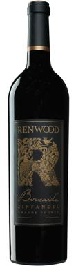 Renwood, Premier Old Vine Zinfandel, Amador County, 2014