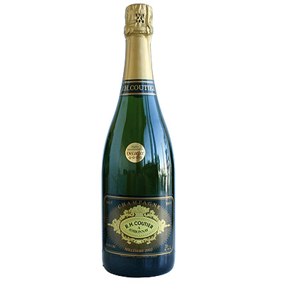 RH Coutier, Grand Cru, Champagne, France, 2002