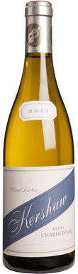 Richard Kershaw, Clonal Selection Chardonnay, Elgin, 2015