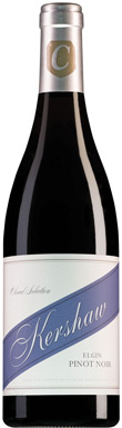 Richard Kershaw, Clonal Selection Pinot Noir, Elgin, 2017