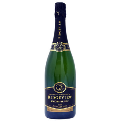 Ridgeview, Sussex, Knightsbridge Blanc de Noirs, 2008