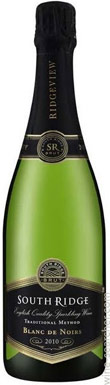 Ridgeview, South Ridge Blanc de Noirs, West Sussex, 2010