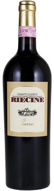 Riecine, Riserva, Chianti, Classico, Tuscany, Italy, 2016