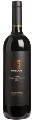 Riglos, Gran Cabernet Franc, Uco Valley, Gualtallary, 2015