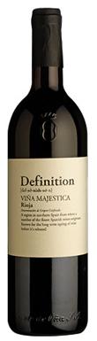 Majestic, Definition Rioja Reserva, Rioja, 2013