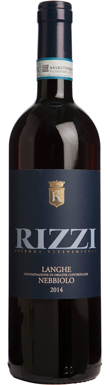 Rizzi, Nebbiolo, Langhe, Piedmont, Italy, 2014