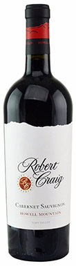 Robert Craig, Cabernet Sauvignon, Napa Valley, Howell