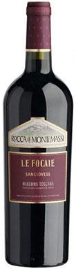 Rocca di Montemassi, Le Focaie Sangiovese, Maremma, 2010