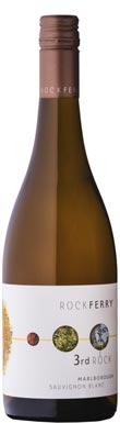 Rock Ferry Wines, 3rd Rock Sauvignon Blanc, 2020