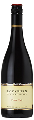Rockburn, Pinot Noir, Central Otago, New Zealand, 2014