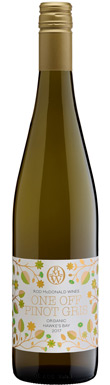 Rod McDonald, One Off Pinot Gris, Te Awanga, 2017