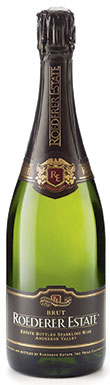 Roederer Estate, Mendocino, Quartet Brut, California, USA